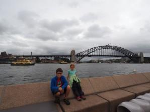 Tour du monde en famille - Australie