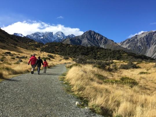 Nouvelle-Zélande Mont Cook