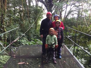 Costa Rica : Monteverde - Sevaltura