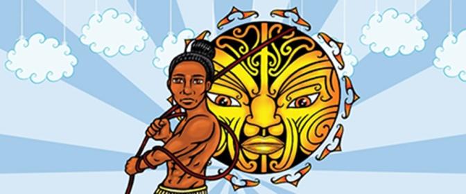 Une légende Maori par Thomas