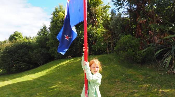 Nouvelle-Zélande : terre dynamique par Jeanne