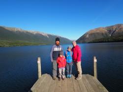 Nouvelle-Zélande Saint Arnaud