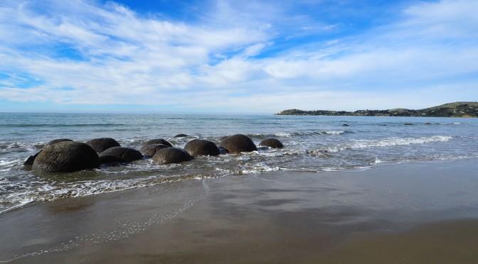 Pingouins, boulders et Elephant rocks