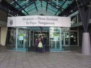 Nouvelle-Zélande - Wellington - Te Papa