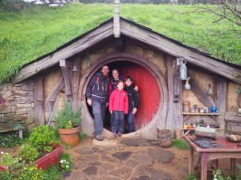 Nouvelle-Zélande - Hobbiton