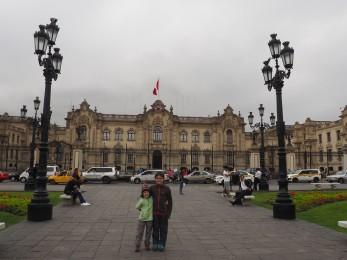 Pérou : Lima