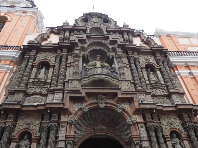 Lima, premier pas en Amérique Latine