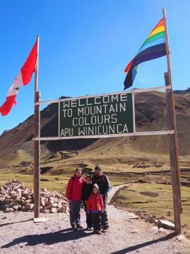 Pérou : Rainbow Mountain