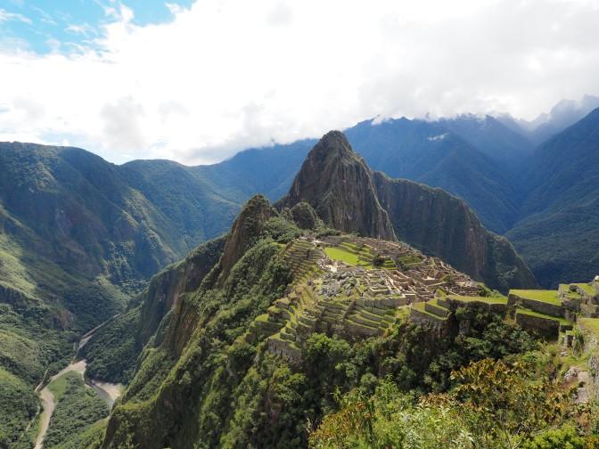 Une cité Inca pas si perdue
