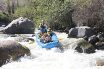 Pérou : Aréquipa - Rio Chili - Rafting