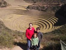 Pérou : Vallée sacrée - Moray