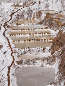 Pérou : Vallée sacrée - Salinas de Maras