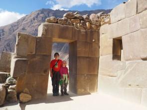 Pérou : Vallée sacrée - Olantaytambo
