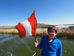 Pérou : Puno - Lac Titicaca - Uros