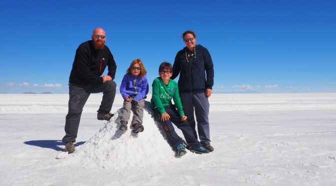Bilan en chiffres d'un tour du monde en famille