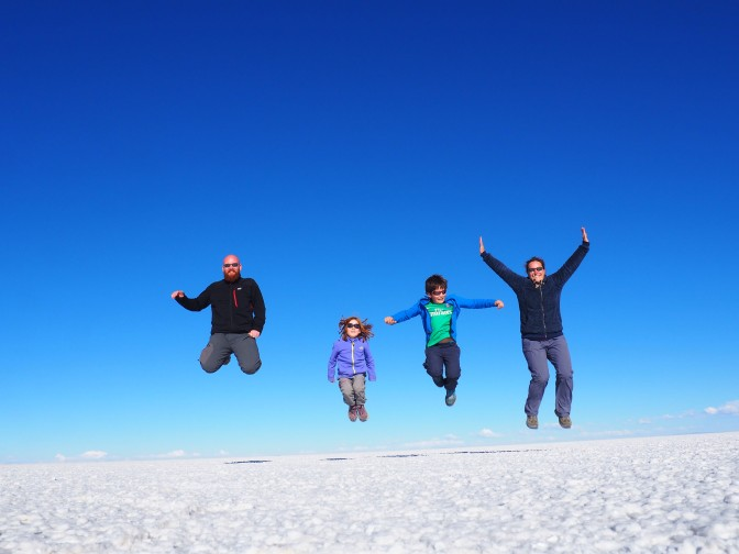 Entre Salar, lagunes et désert, merci Bolivie !