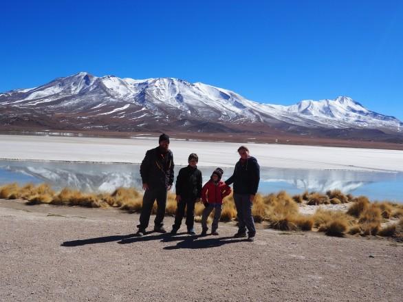 Bolivie : Uyuni - Salar, volcans et lagunes