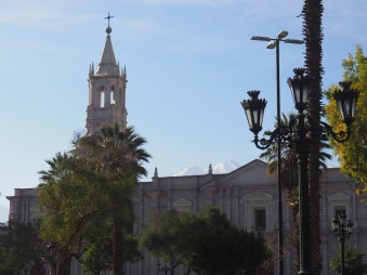 Pérou : Aréquipa