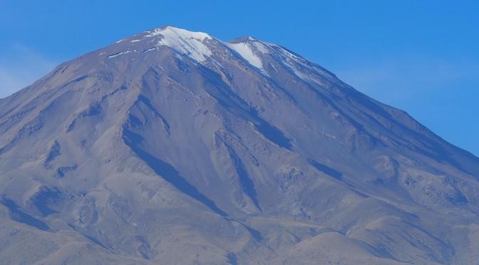 Tremblement de terre et naissance des Andes par Thomas