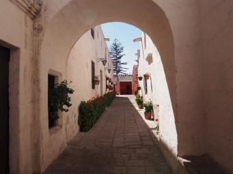 Pérou : Aréquipa - couvent Santa Catalina
