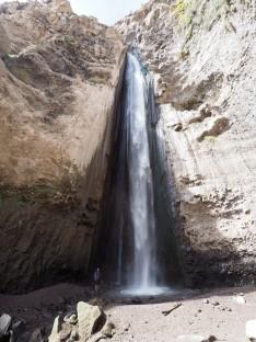 Pérou : Aréquipa - Yura - Canyon et cascade Corontorio